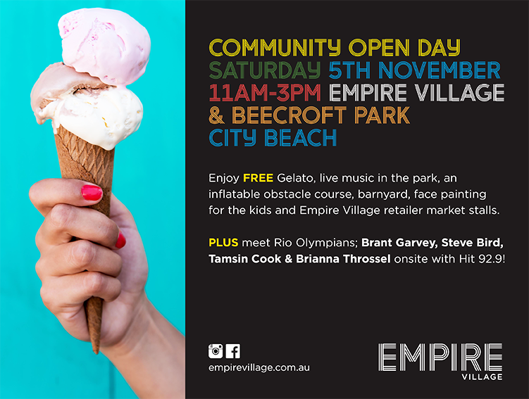 Empire Village Open Day